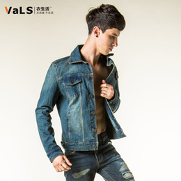 Discount Black Jeans Jackets For Men | 2017 Black Jeans Jackets ...