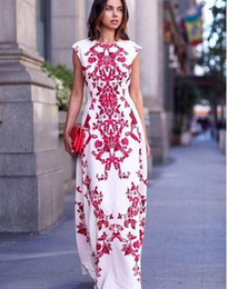 Empire style long dress