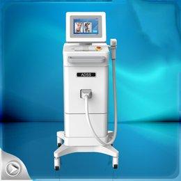 Wholesale venta caliente de enfriamiento estupenda nm diodo láser máquina de equipos de depilación láser de depilación para uso del salón
