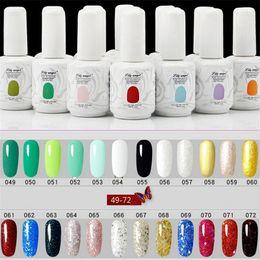 Wholesale Fashion Soak off UV Gel Polish for Ladies Color Decoration Womens Nail LED UV Gel Polish ML Volume Hot Sale