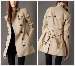 Girls Black Trench Coat