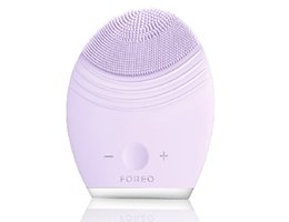 Wholesale Rechargeable Foreo Luna mini ultrasonic super facial cleaner Waterproof Charge Electric Lun Foreo Brightening Cleansing Free Ship