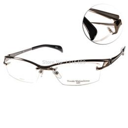 Eyeglass Frame Size 58 : Discount Masaki Matsushima Eyeglass Frames 2017 Masaki ...