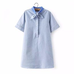 Wholesale New European Style Women s Clothing Vestidos De Festa Curto Brand Tshirt Dress Summer Ladies Dresses Fashion Lolita Dress