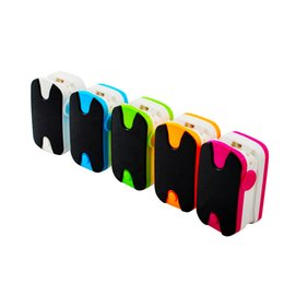 Wholesale New Color OLED Fingertip Pulse Oximeter With Audio Alarm Pulse Sound Spo2 Monitor