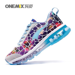 Discount shoes run air max Wholesale-ONEMIX Hot Sale Women Running Shoes New 5 colors Air Shoes Free run Athletic max Outdoor Sport Shoes Fashion Trainers Shoes 1096