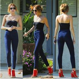 High Waisted Black Denim Jeans Online   High Waisted Black Denim ...
