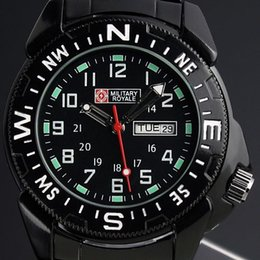 swiss army chronograph watches online swiss army chronograph military royale swiss style men s black dial stainless steel band white numerals bezel army watch