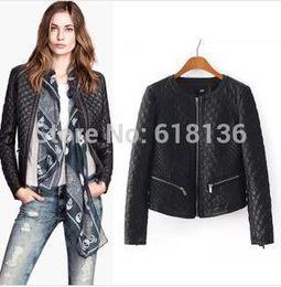 Discount Designer Leather Jacket For Women | 2017 Designer Leather ...