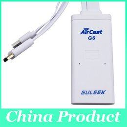 Aircast Miracast HDMI TV Dongle Wifi Display Receveur Pour IOS téléphone iphone 5 5s 6 6s 010063