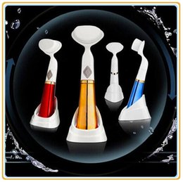 Wholesale The Six Generation Wash Face Brush Popular Electric Face Facial Cleansing Brush Cleansing Blackhead Facial Brush