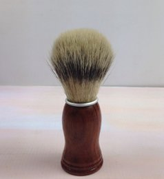 Wholesale 2014 new shaving brush synthetic badger hair