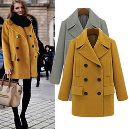 Ladies Long Wool Coats Sale SDgv89