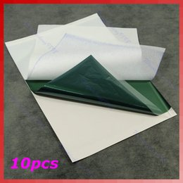 Wholesale 10Pcs Supply Tattoo Stencil Transfer Copier Papers A4 New