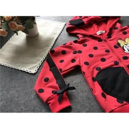 Wholesale 2015 hot sale baby girls clothing sets cartoon minnie mouse winter children s wear cotton casual tracksuits kids clothes sports suit hot