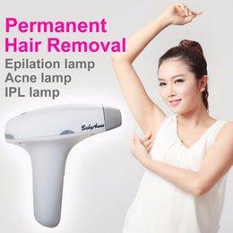 Wholesale 2015 in1 IPL Laser Epilator Home Epilator V Bivolt Shaving Permanent Hair Removal Depilador Wholde Body for women