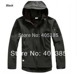Wholesale Fall Men s Army Jackets Outdoor TAD Spectre Hardshell breathable waterproof military equipment style Jacket and coats