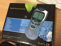 Wholesale Health Care Massagers Full Body Massager Digital Therapy Massage Tools Machines Acupuncture Stimulator Gadgets Relaxation Electric Pulse