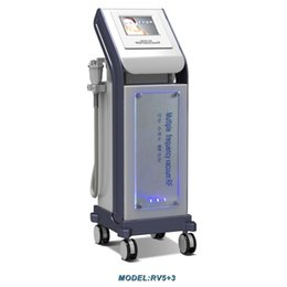 online shopping Vacuum bi polar multi RF red light machine RF frequency of MHz MHz MHz for wrinkle removal and skin lifting