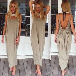 Wholesale Sexy Women Hippie Free People Boho Evening Party Beach Dress Long Maxi Dress