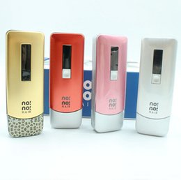 Wholesale No no Hair Epilator Hair Removal Device hottest concept in hair remvoal fashion item In USA