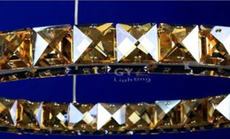 2016 amber pendant lighting wholesale 100 240v input d20 to d80cm amber crystal led amber pendant lighting