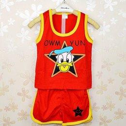 Wholesale 2015 Children clothing set girls clothing boy t shirt pants undershirt Shorts kids pajama set for summer baby clothing set