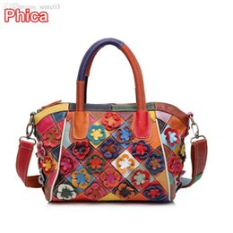 Wholesale patchwork leather handbags