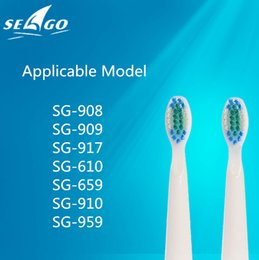 Wholesale Seago Sonic Electric Toothbrush head Original Applicable models SG
