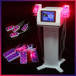 Wholesale New Diode Laser LLLT Body Slimming Lipolaser Beauty Machine Pads Lipo Laser