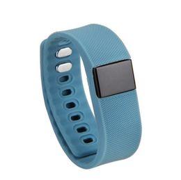TW64 Smartband pulsera elegante del deporte Pulsera de la aptitud Tracker Bluetooth 4.0 fitbit flex Reloj xiaomi mi venda 2015 Lo más nuevo posible