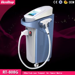 Wholesale Factory Price Most Effective nm Diode Laser Permanent Hair Removal Machine Used In Salon RT G