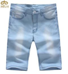 Discount Light Blue Jean Shorts | 2017 Light Blue Jean Shorts on ...