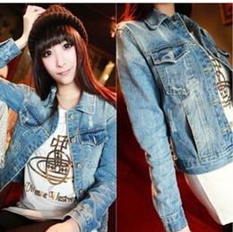 Discount Plus Size Jean Jackets For Women | 2017 Plus Size Jean