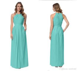 Discount Turquoise Junior Dresses   2017 Junior Bridesmaid Dresses ...
