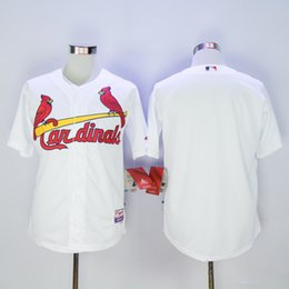 online shopping Cardinal Blank Baseball Jerseys Cheapest Baseball Apparel Men s Athletic Apparel Discount Uniforms All Teams Baseball Apparel