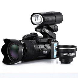 2015 Nuevo 16MP Videocámara digital D3300 HD cámara Gran D3200 D3000 21x Telescopio Óptico Lente Gran Angular de archivo libre de DHL