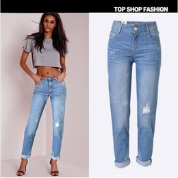 Discount Rolled Cuff Jeans | 2017 Rolled Cuff Jeans on Sale at ...