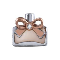 Wholesale origami owl floating charms EDITION PERFUME BOTTLE CHARM for floating living glass locket and