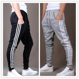 Wholesale Outdoors Cargo Loose Trousers Men Sweat Harem Sport Joggers Pants Hip Hop Slim Fit Sweatpants for Dance Sports Pants YL850794