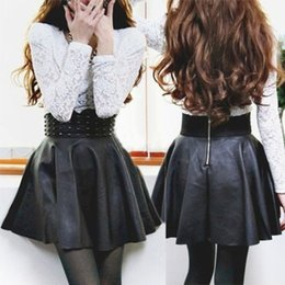Cheap Leather Skirts Hot Sexy | Free Shipping Leather Skirts Hot ...