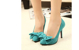 Discount Turquoise Heels | 2017 Turquoise Heels on Sale at DHgate.com