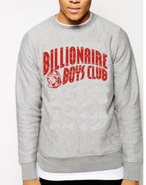 Wholesale BILLIONAIRE BOYS CLUB COTTON GRAPHIC MENS T Shirts SWEATSHIRTS PYERX PLAYER ASAP Rocky pigalle yeezus Hoodies TEE
