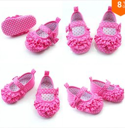 Wholesale Baby Girl Soft Sole Crib Shoes Toddler Sneaker Infant Baby Shoes Age Months
