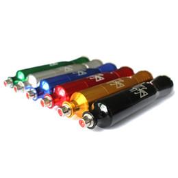 Lastest 2016 tatuaje pluma híbrida Rotary Tatoo máquina Shader Liner 6 colores surtido de tatuaje Motor Gun Kits suministro