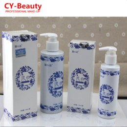 Wholesale Natural Volcanic Mineral Mud Shower Gel ML Deep Whitening Moisturizing Milk Creams ml bottle body Skin Whitening Lotion