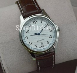 designer watches online designer watches for for hot top luxury automatic mechanical self wind watch men silver dial leather strap brand designer dress casual clock