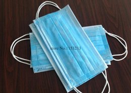 Wholesale 50 Medicom Medical disposable masks non woven mask sterilization independent packing
