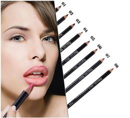 Wholesale Magical Halo waterproof lip liner Pencil Women s Professional Long Lasting Lip liner Lips Makeup Tools DHL