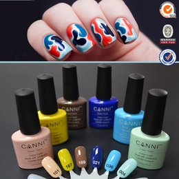Wholesale X Hot SALE CANNI UV Color Gel High Quality ml Nail Gel Polish